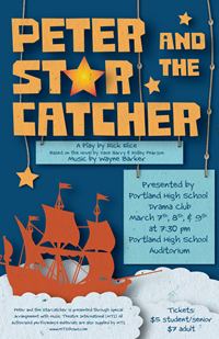 Peter and the Star Catcher